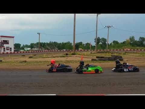 8.4.2018 - KC Raceway - 340 Heat 2