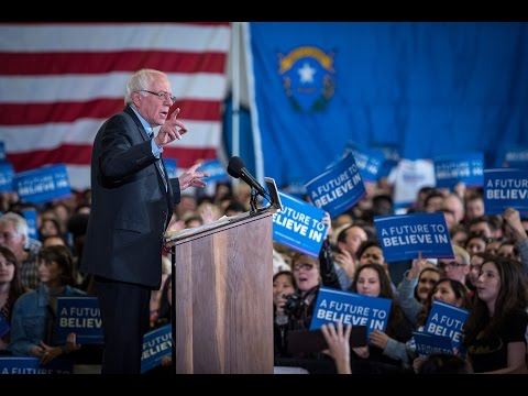 Bernie Sanders - National Live Stream Address