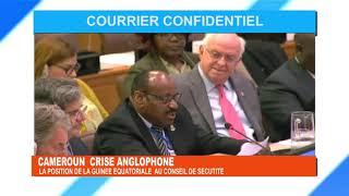 COURRIER CONFIDENTIEL AFRIQUE MEDIA SUR LA CRISE SECURITAIRE AU CAMEROUN