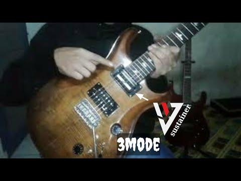 Sustainer 3mode / 3suara custom VEYZ guitar PRS