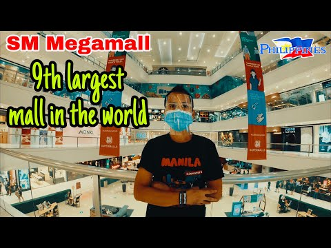 Wow Philippines | SM Megamall the 9th Largest Mall in the Wo