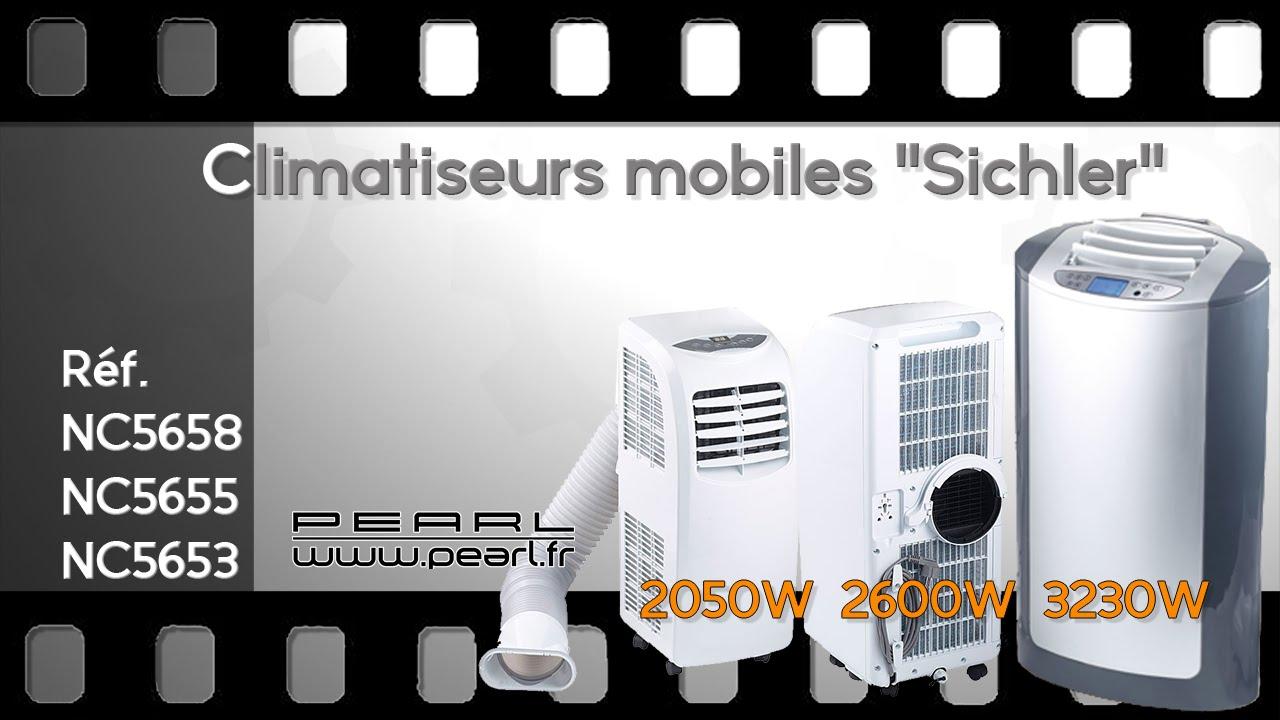 Choisir Un Climatiseur Mobile La Gamme Sichler Pearltv Fr