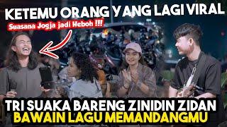 Memandangmu - Ikke Nurjanah (Cover) by Tri Suaka Ft. Zinidin Zidan
