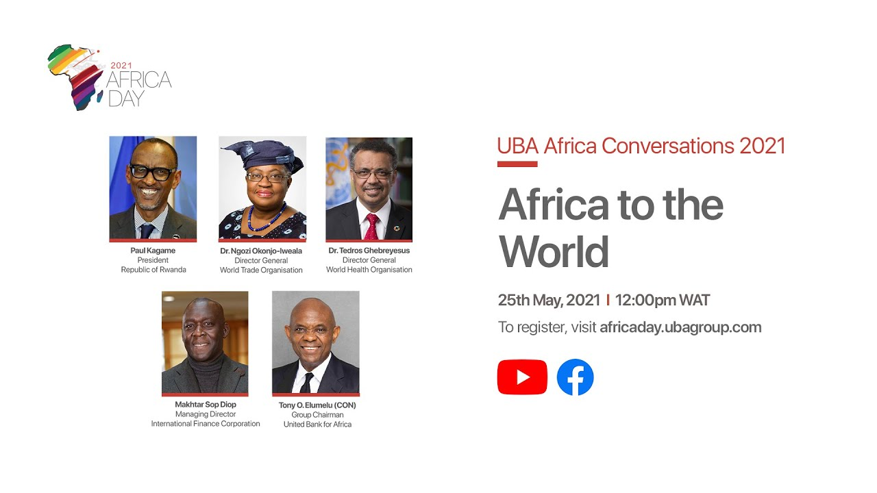Download UBA AFRICA DAY 2021 (ENGLISH) Africa to the World
