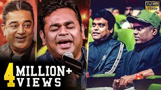 Rahman's Singappenney – Mindblowing Live Singing – Thalapathy fans scream at the top!