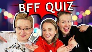 Wer kennt Bianca besser? Kathi vs Eva   BFF Quiz Challenge   11 Fragen über Bianca   Q&A
