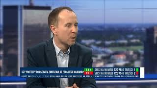 J. LIZINIEWICZ, M. MANASTERSKI -  OSTATNIA SZANSA OPOZYCJI TOTALNEJ NA DEMONTAŻ POLSKIEJ DEMOKRACJI
