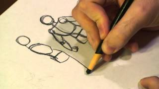 How to Draw Human Body Parts