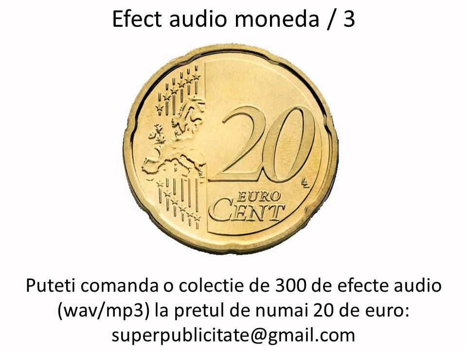 Efect audio moneda 3. Coin sound effects.3 - YouTube