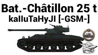 Bat.-Châtillon 25 T - Kaiiutahyji [-Gsm-]