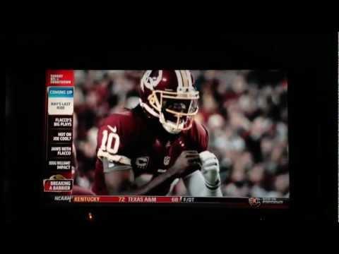 Doug Williams Breaking the Barrier ESPN 2013 RG3