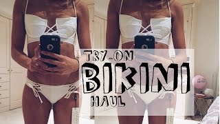 Try On Bikini Haul! (For Love and Lemons, Sahara Ray Swim, L*Space, and More!)