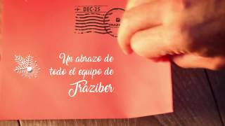 Traziber | Vídeo Felicitación