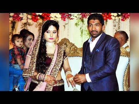 Yogeshwar Dutt gets engaged to Congress leader's daughter | Oneindia News