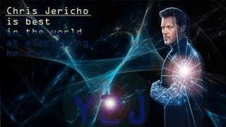 [WWE Superstar Chris Jericho] Wallpaper Speed Art Photoshop CS6 + Theme Song