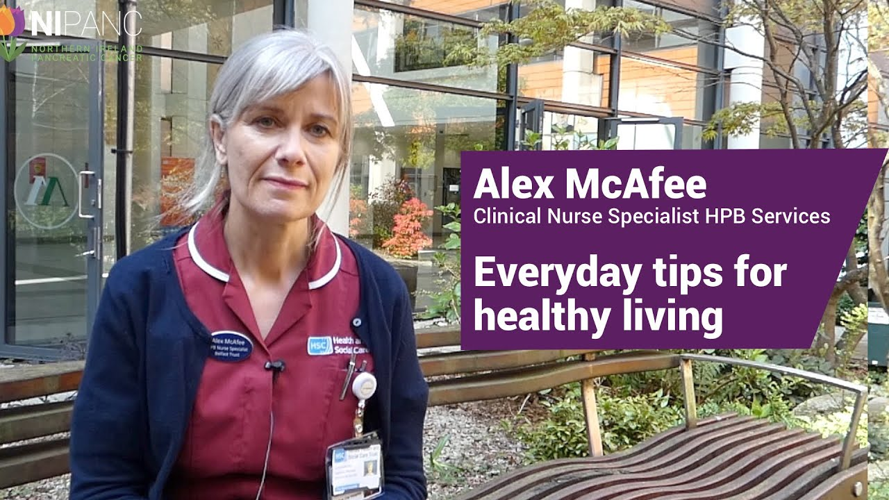 Everyday tips for healthy living