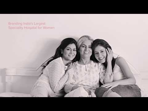 Branding India's Largest Speciality Hospital for Women – W Hospital