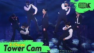 [K-Choreo Tower Cam 4K] 문종업 직캠 'US' (Moon Jong-up Choreography) l @MusicBank KBS 210723