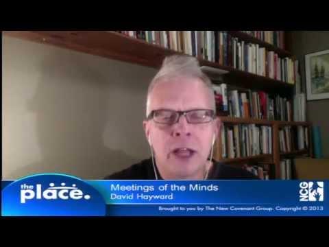 Meeting of the Minds 12-1-13: David Hayward