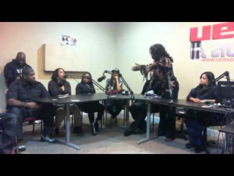 Real Recognize Real Talk Radio Show Nov 18,2013(Asia Sparks anf Family)