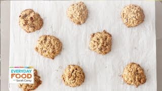 Gluten-free Oatmeal-raisin Cookies - Everyday Food With Sarah Carey