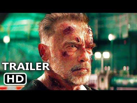 TERMINATOR 6 New Trailer (2019) Arnold Schwarzenegger, Dark Fate Movie HD
