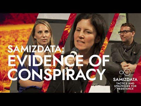 "DNL #4 SAMIZDATA - Panel ""Evidence of Conspiracy"" with Jacob Appelbaum, Laura Poitras, Theresa Züger"