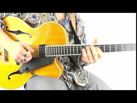Armen Movsesyan: Kenny Burrell Blues Example - Presented By TAGA Publishing