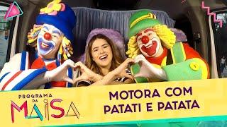 Motora com Patati e Patata | Programa da Maisa (05/10/19)