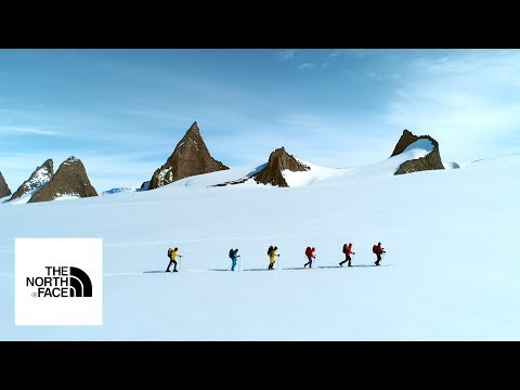 The North Face: Antarctica