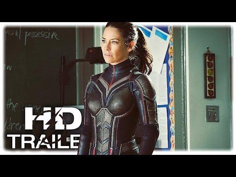 ANT MAN 2 Trailer Teaser +  Car Crash Stunt (NEW 2018) ANT MAN AND THE WASP Superhero Movie HD