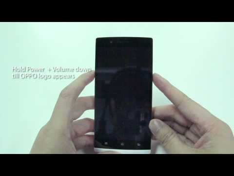 Tutorial on How to Flash Firmware Using Recovery Mode for OPPO Devices