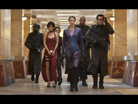 RESIDENT EVIL  RETRIBUTION 3D   Official Trailer   In Theaters 9 14