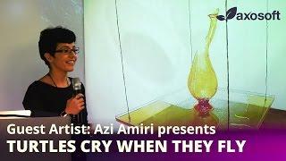 Azi Amiri Artist Talk at Axosoft