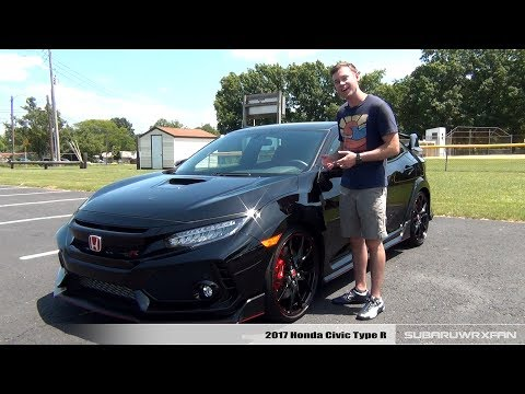 Review: 2017 Honda Civic Type R