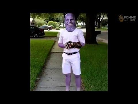 Thanos Meme Compilation (2018)