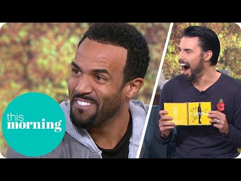 Rylan Fangirls Over Craig David As He Talks About His Amazing Return To The Charts   This Morning