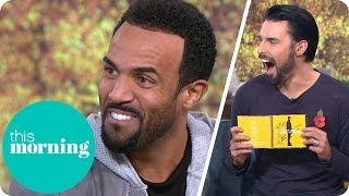 Rylan Fangirls Over Craig David As He Talks About His Amazing Return To The Charts | This Morning