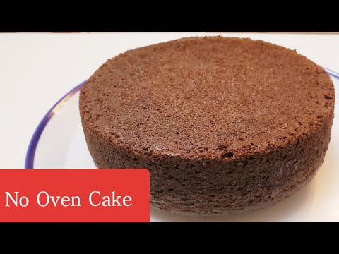 No Eggs No Butter No Oven One Bowl Chocolate Cake | Easy Cake Recipe