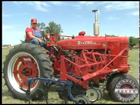 You Don't See This On Many Farmall M Tractors - Clic Tractor Fever on