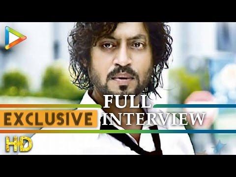 Irrfan Khan's Exclusive Interview on Qissa | Censor Board | Inferno | Jurassic World | Jazbaa