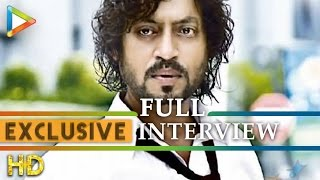 Irrfan Khan's Exclusive Interview on Qissa | Censor Board | Inferno | Jurassic World | Jazbaa