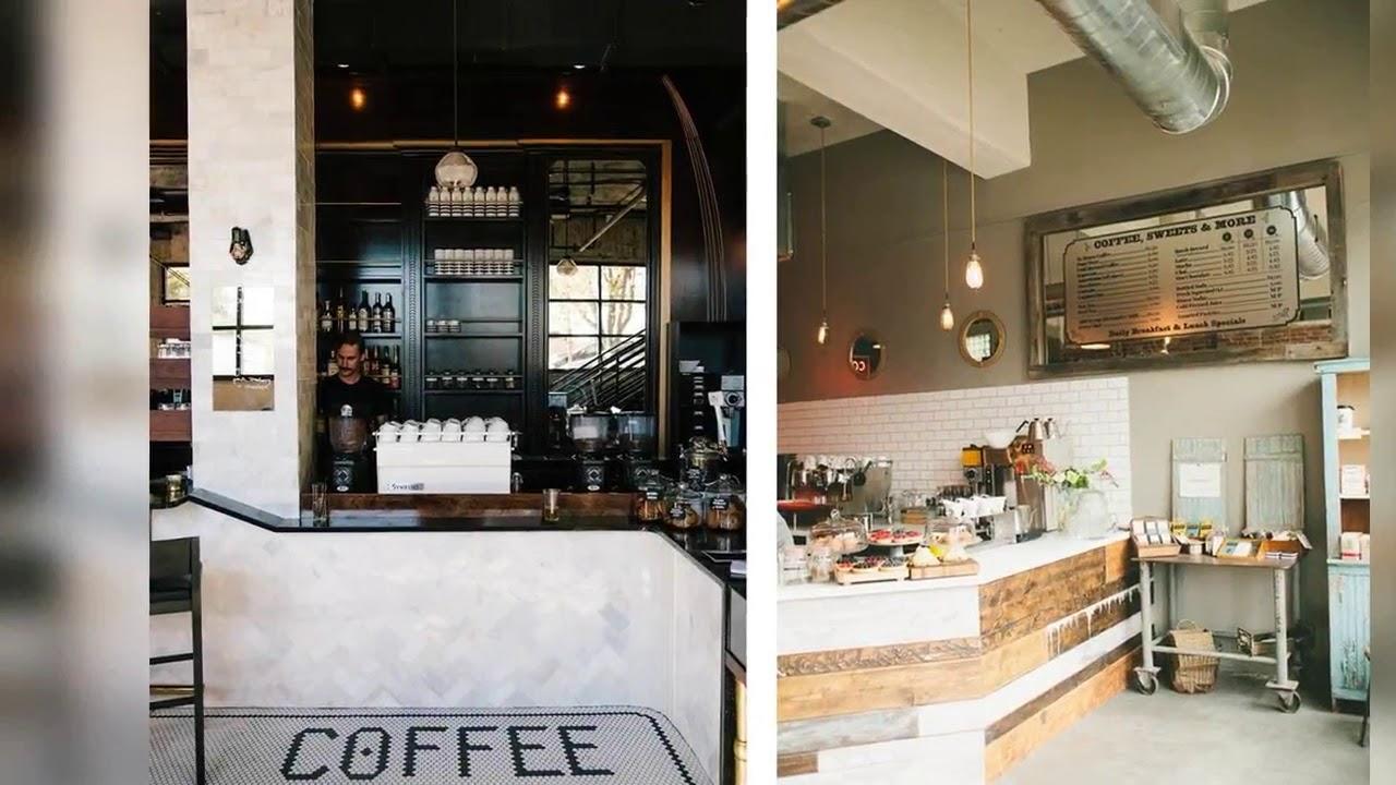 Small coffee shop interior design ideas Contemporary coffee shop ...