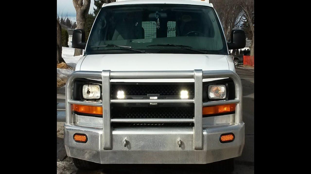 Chevy Express Van >> Chevy Express Diesel Van + Nash 19b trailer - Spring 2015 ...