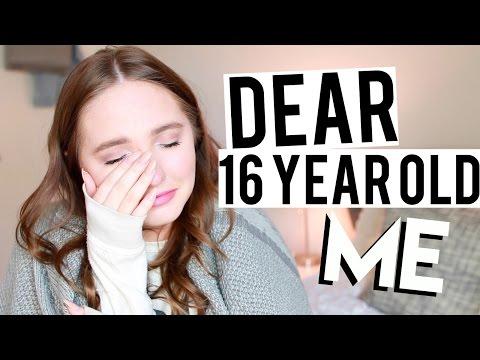 A Letter To My 16 Year Old Self | Kenzie Elizabeth