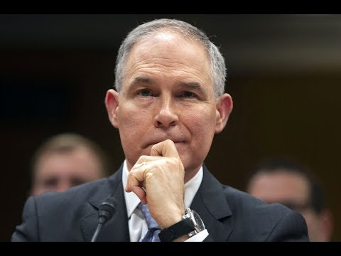 How EPA chief Scott Pruitt has withstood so many allegations
