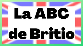 Mi Prezentas… La Alfabeto de Britio | Keep It Simple Esperanto