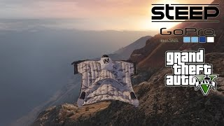 A GoPro Experience Montage | GTA V + STEEP