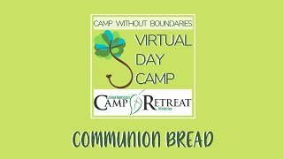 Learn to make Communion Bread with Sue