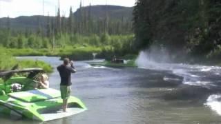 Murray River Beaver Dam River Boat Jump